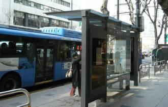 시내버스 서비스 만족도 조사결과 항목별 세부점수