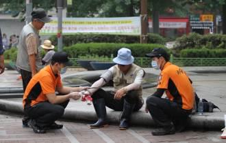 [카드뉴스] 서울시, 전 소방서에 폭염대책 119구조·구급상황실 가동
