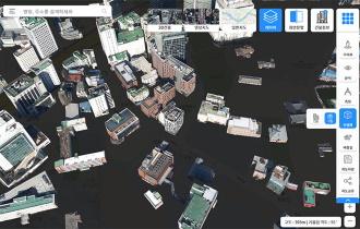 3D로 보는 '스마트서울맵'... 부동산·교통정보도 한눈에!