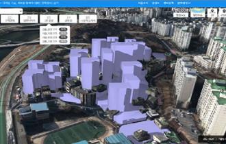 서울시, 집 안에서도 3D로 실감나게 보는 `디지털판 서울` S-MAP 개시