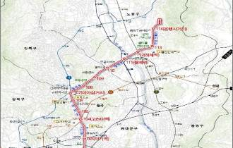 (2019) 동북선 경전철 건설(민자)