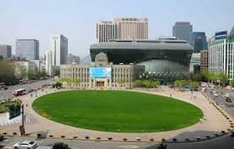 서울광장 사용신고서 제출(제100회 전국체전 성화 합화식)