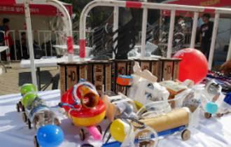 [보도자료] 서울시, 한강몽땅 축제 속 일회용품 쓰레기 고민 함께'환경캠페인'
