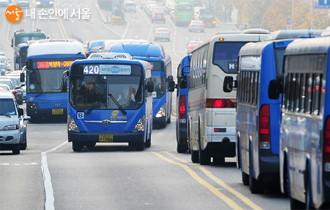 서울시, 빅데이터로 '시내버스 노선' 조정한다