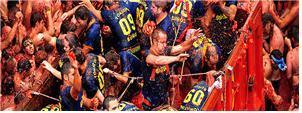 스페인 토마토축제 (라 토마티나)