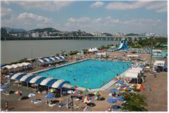 잠원 야외수영장