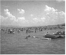 1963.8.5 뚝섬 수영장