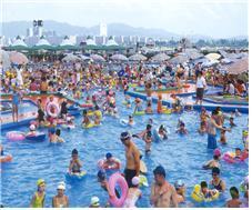 2001.8.2 한강수영장