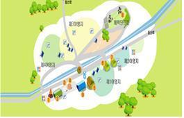 경기도 과천시 막계동 산65-75(서울대공원 자연캠핑장) 약도