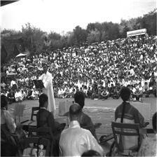 1965.04.29 국악연주회(당시 창경원)